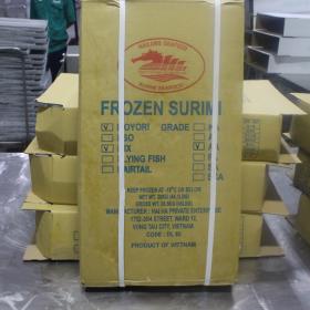 Frozen Itoyori Mix Surimi Grade AA